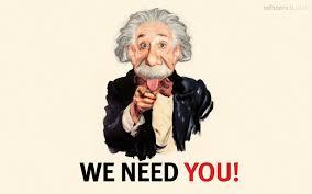 Nous avons besoin de vous!